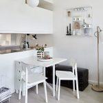 Comment installer un coin repas même dans des petits espaces ?