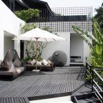 Conception de la terrasse - donnez à la terrasse un aspect plus chic ...