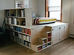 Créez des armoires et des commodes IKEA de base multifonctionnels