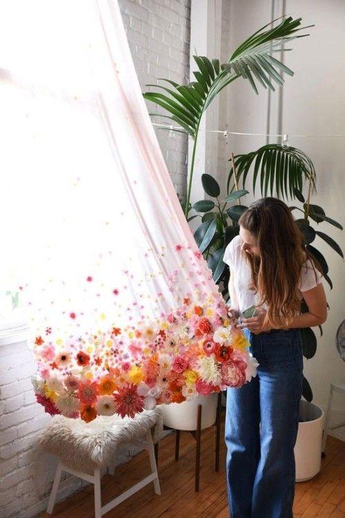Créez vous-même des idées fraîches et légères pour la décoration de printemps