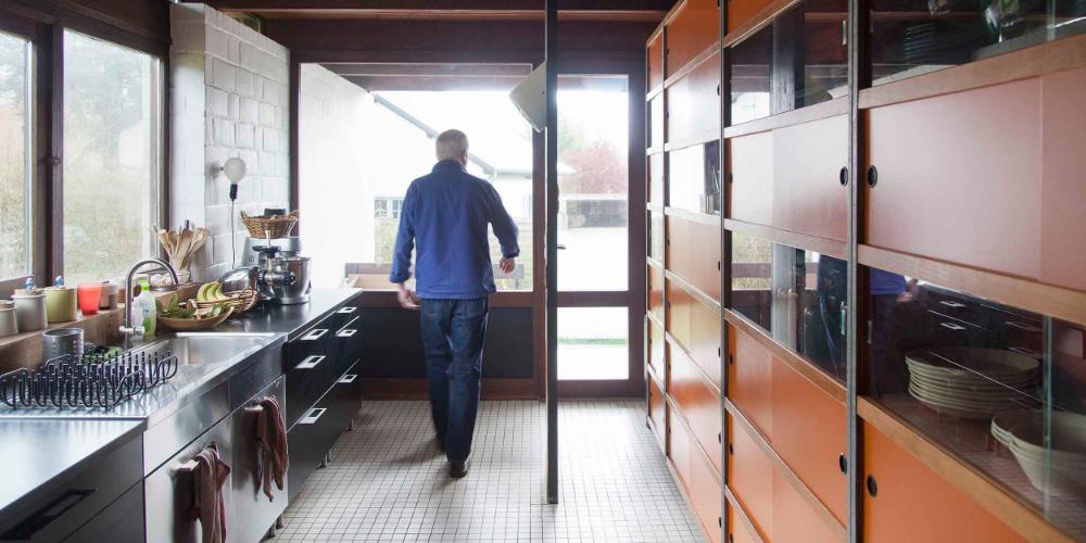 Cuisine – meubles modulaires Kewlox pour les cuisines