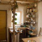 Cuisine rustique offre une ambiance élégante - 25 idées de design d'intérieur
