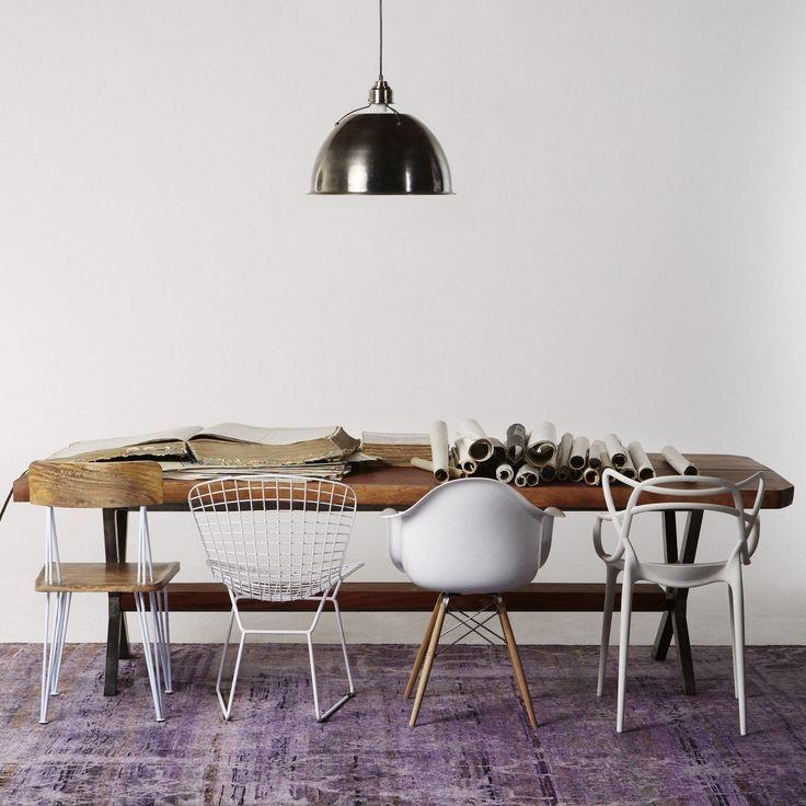 DESIGN CLASSICS #esszimmer #design # chaises #mix