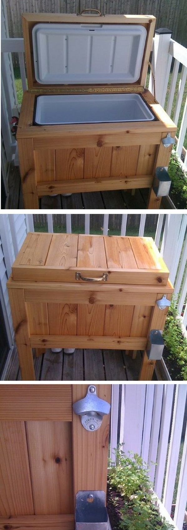 DIY Garden Furniture – 40 projets simples que vous pouvez faire immédiatement