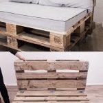 DIY-Tutorial: Recyclage: construction d'un canapé-palette via DaWanda.com