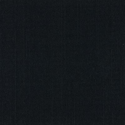 Dalle de moquette bouclée Reel Black Level, 19,68 po x 19,68 po (carreaux de 8 po / caisse)