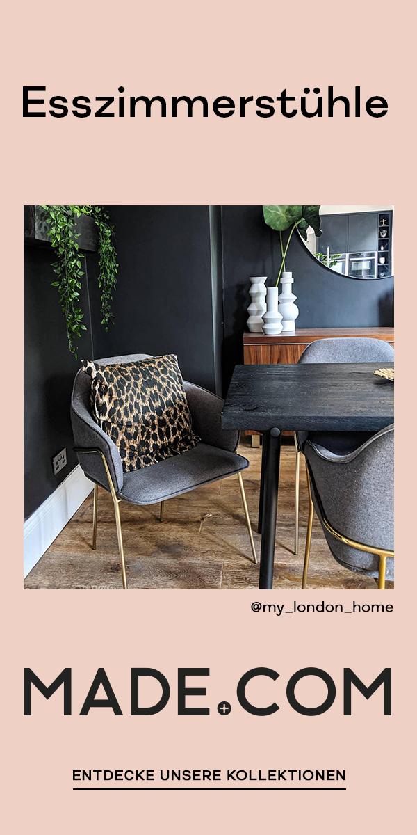 De superbes chaises pour votre salle à manger