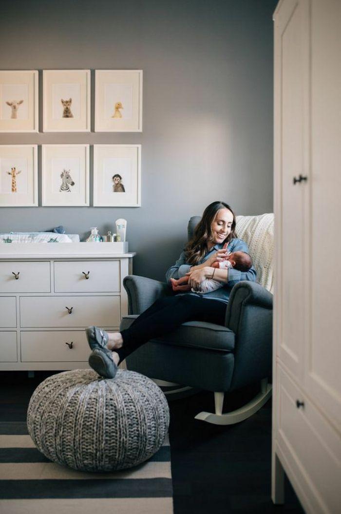 Décoration chambre de bébé – comment lui donner du caractère? , # chambre-bébé # caractere #de