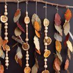 Décoration d'automne bricoler - Bonnes idées de bricolage pour le début de l'automne