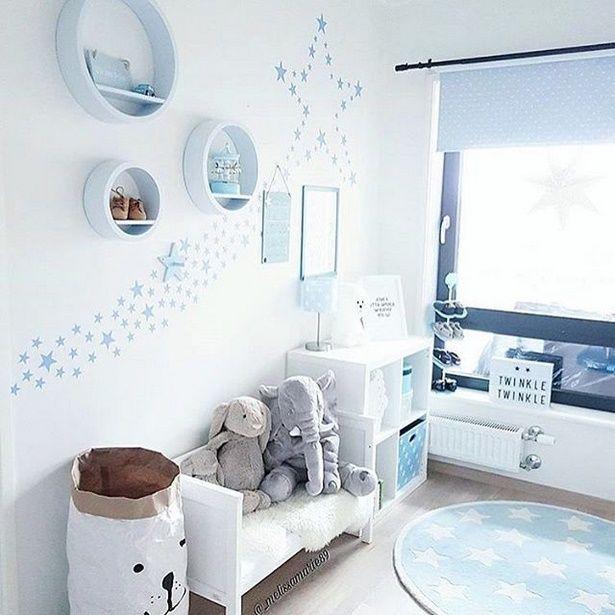 Décoration murale bébé chambre garçon