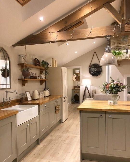 Décorations pour la maison Küchen Inspiration: n14hectorhouse – #decor #home #indoors # …