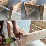 Découvrez le tutoriel sur la fabrication de chaises en bois modernes pour la décoration intérieure