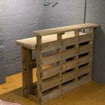 Dernières idées de meubles de palettes en bois