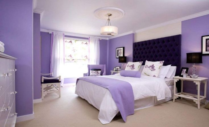 #DesignIdeas #couleur # joli # violet #avec # sommeil