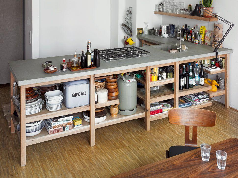 Dix designs de cuisines uniques