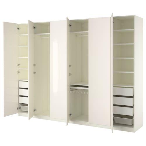 ELVARLI 3 sections – blanc
