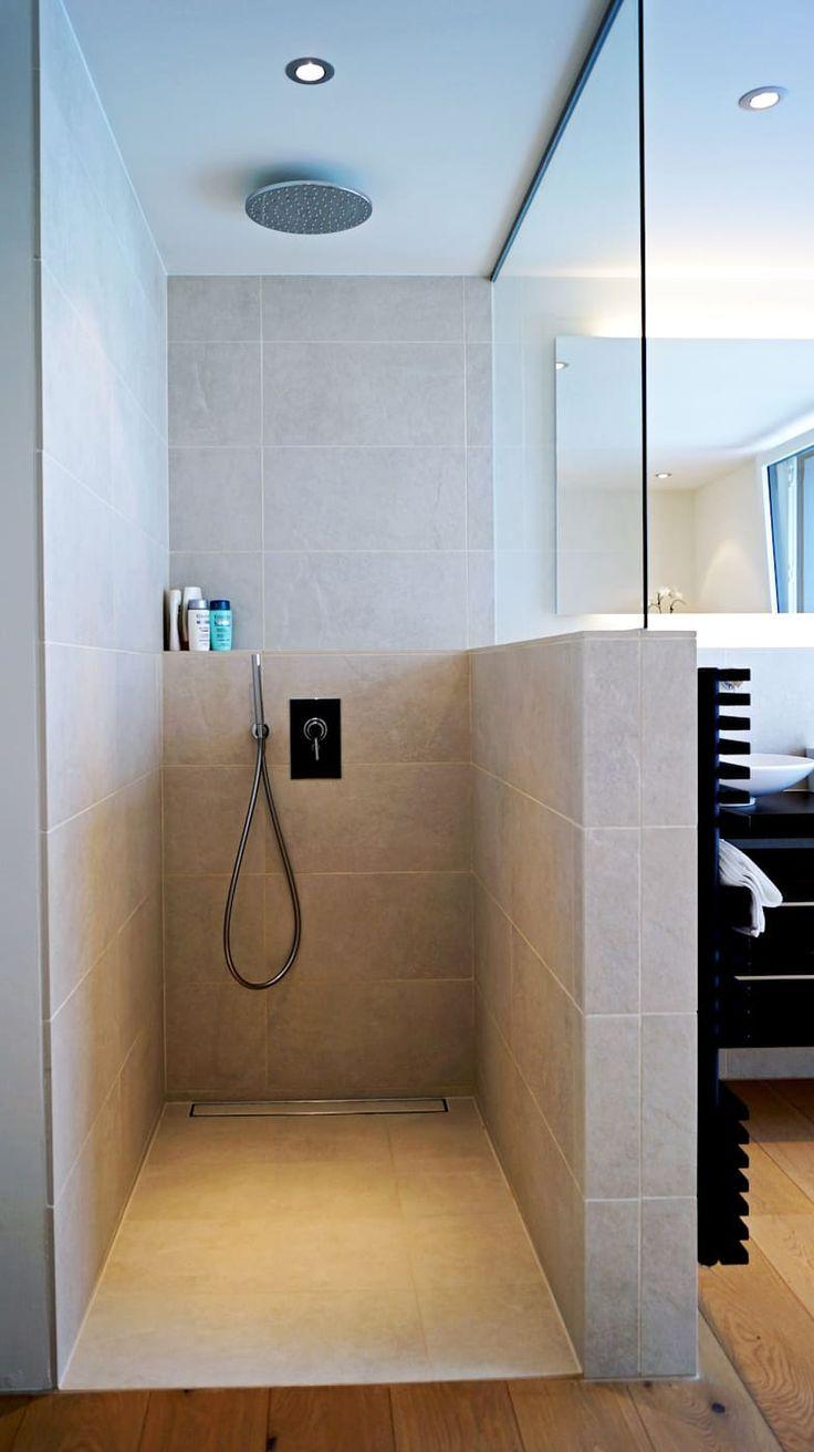 Efh oberwil-lieli salles de bains modernes de füglistaller architects ag modern