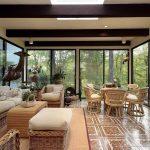 Enceintes de patio #design plafond