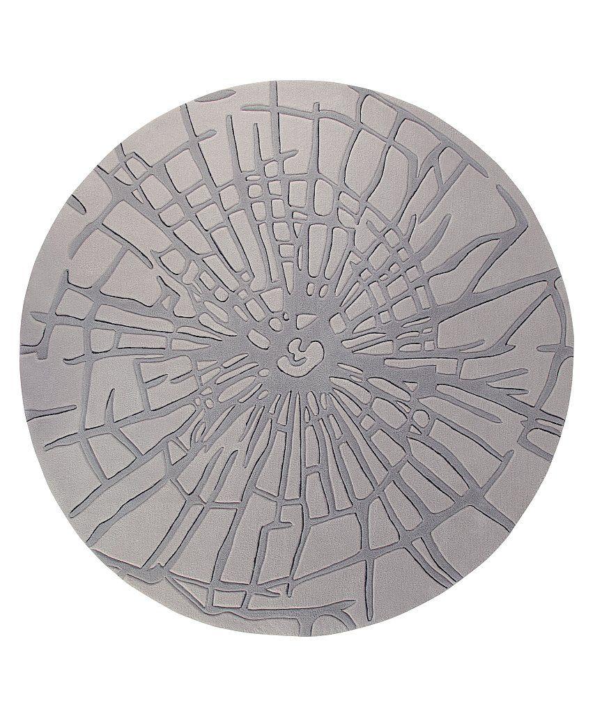 Esprit Wood Round 200cm – ESPRIT – Tapis, tapis modernes, tapis de designers, …