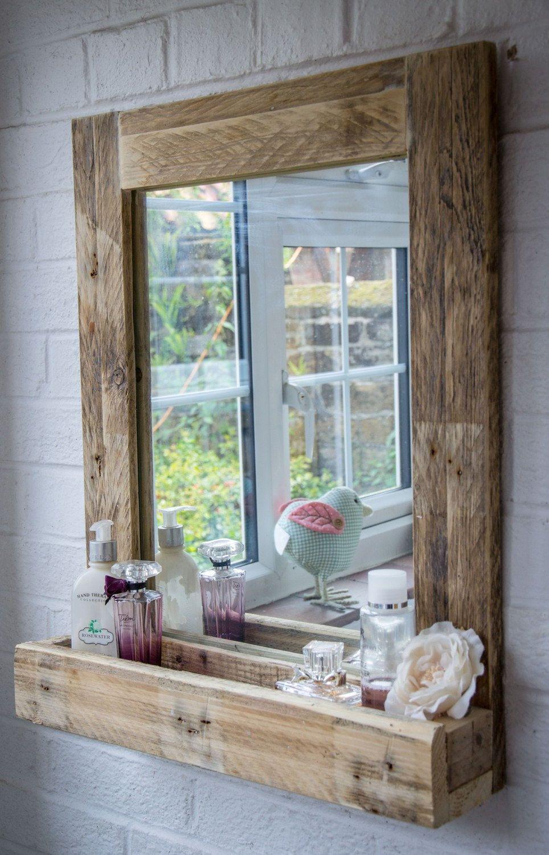Essayez 31 belles idées de décoration de salle de bain rustique à la maison