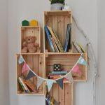 Étagère en bois bricolage   Ikea Hack avec Knagligg