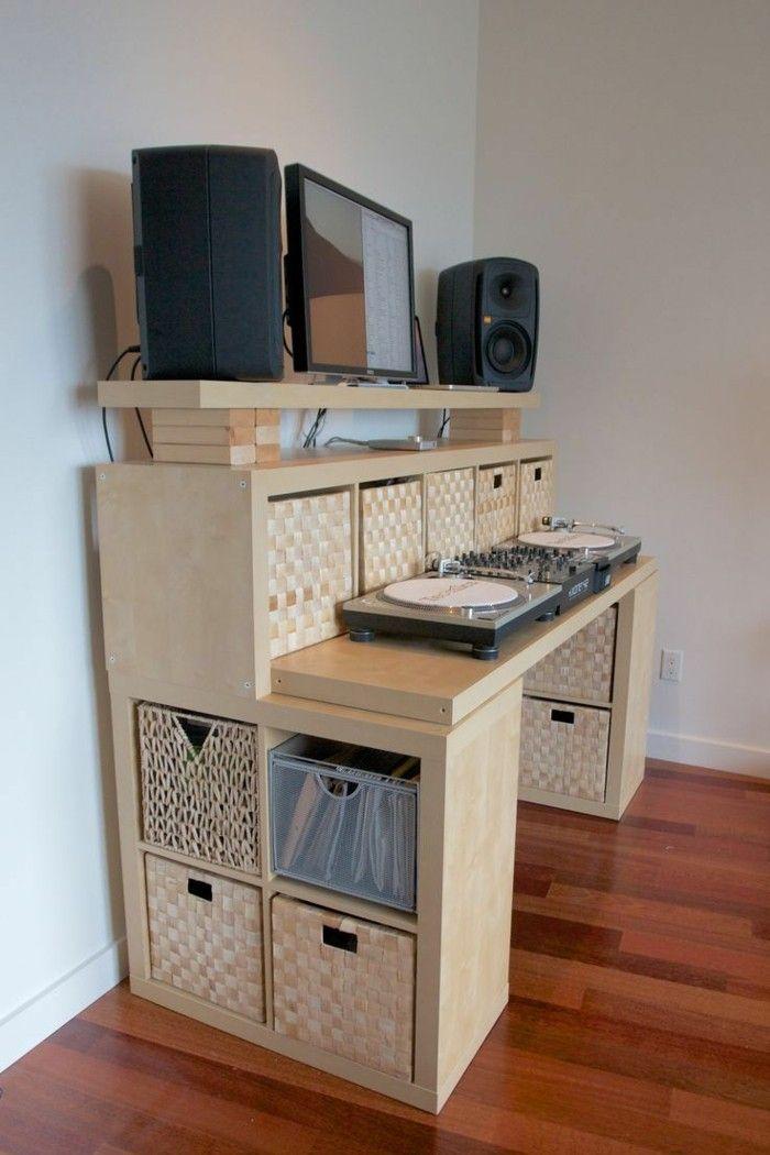 Étagères Ikea Kallax – polyvalence flexible à un prix abordable