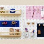 Fabriquer un organiseur de bureau mural
