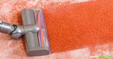 Fabriquez vous-même des nettoyants pour tapis faits maison à partir de remèdes maison