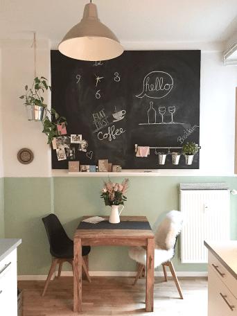 Faites vous des amis – Le monde fabuleux de Amélie – salle à manger / cuisine avec génér …