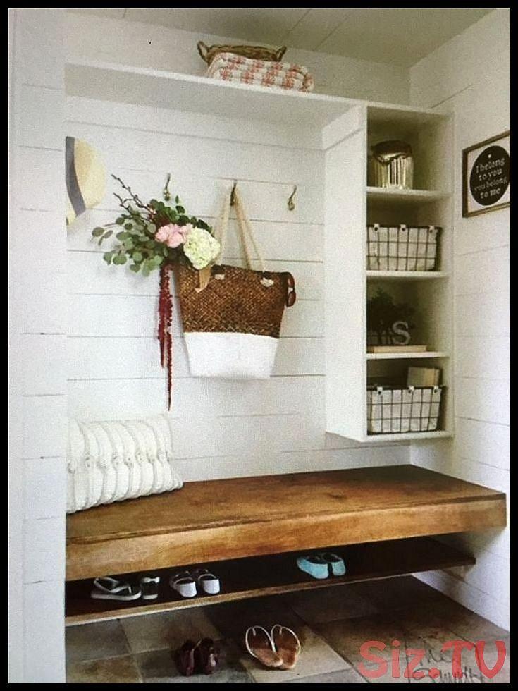 Fobulous Laundry Room Entry 038 Idées Pantries 199Fobulous Laundry Room Entry …