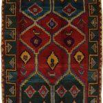 Gabbeh - Qashqai Tapis Persan | gbh972-2045