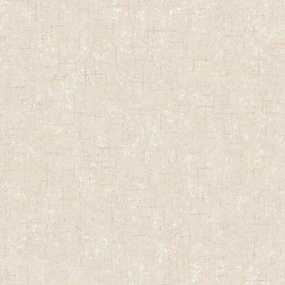 """Galerie Wallcoverings Rouleau de papier peint couleur 33 'L x 21 """"largeur: Beige / Blanc"""