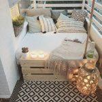Gestalten 1001+ Concevoir et créer des idées pour un balcon étroit
