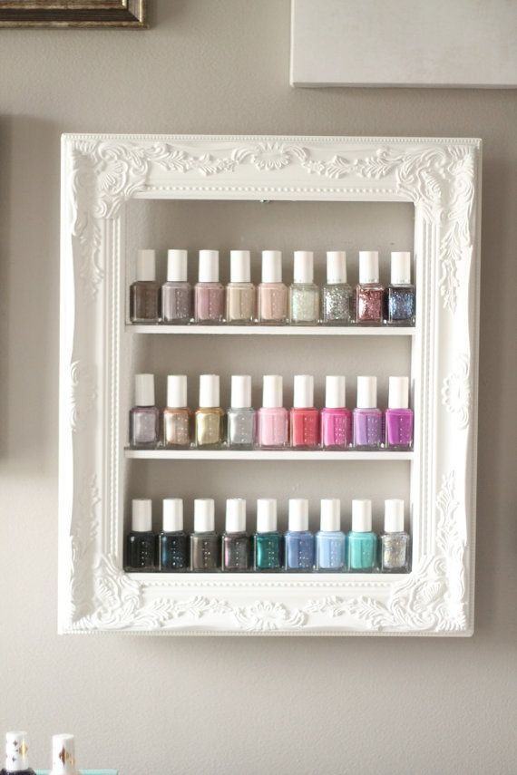 Grand support pour vernis à ongles