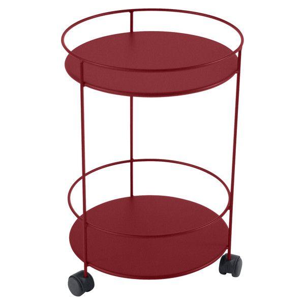 Guinguette Table Roulante