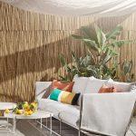 HAVSTEN canapé 2 places, intérieur / extérieur - beige