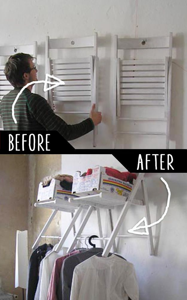 Hacks de meubles de bricolage | Organisateur de Cabinet de chaise suspendue | Des idées géniales pour des idées créatives … – Diyideasdecoration.club