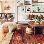 Home Interior Design - Tapis Vintage