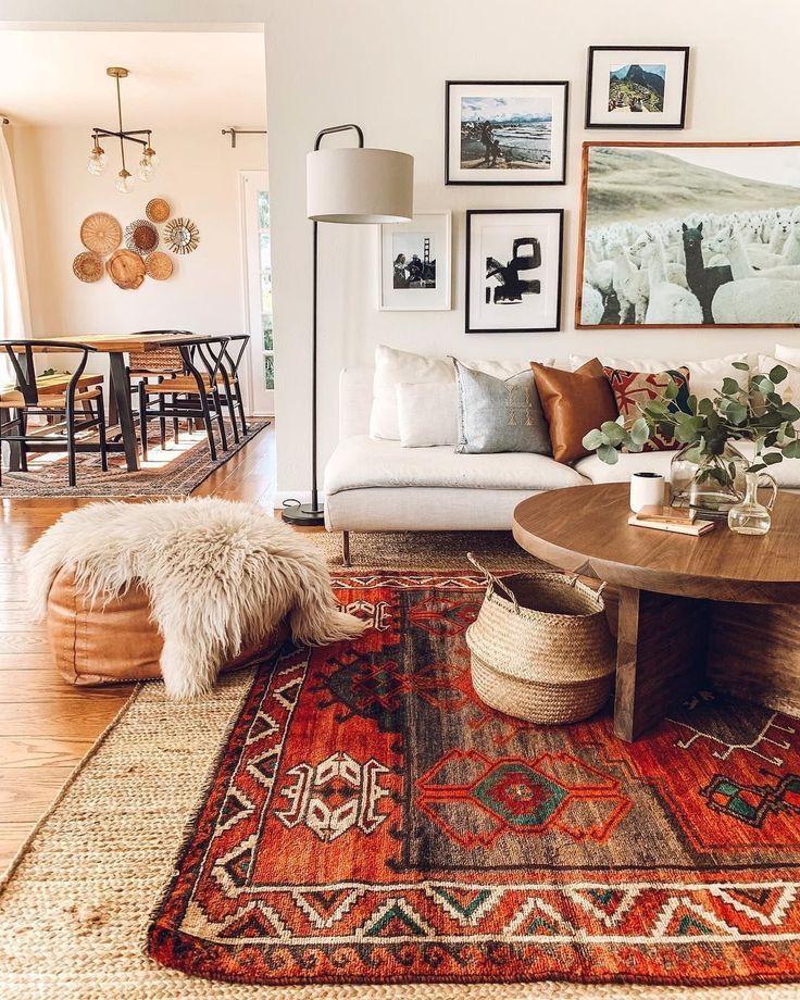 Home Interior Design – Tapis Vintage