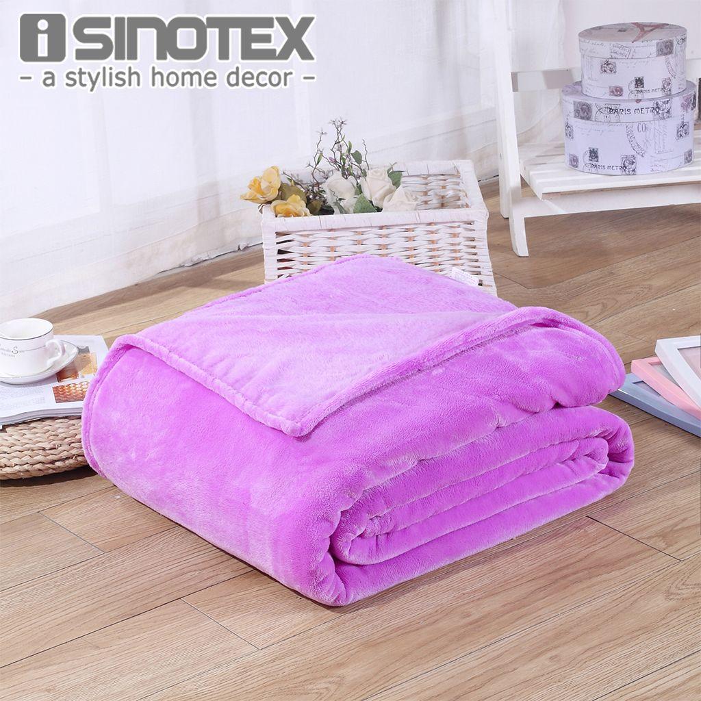 Home Textile Plaid Air Fixe / Canapé / Literie Jette Couverture De Flanelle Hiver Chaud …