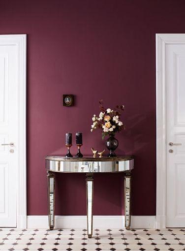 Homeplaza – Créer des rouges et des violets opulents avec des espaces représentatifs …