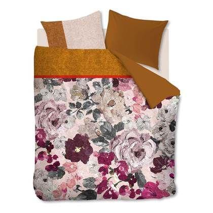 Housse de couette Oilily Mellow Rose – Rouge – Double (240×200 / 220
