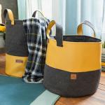 Idée couture : Panier de rangement - buttinette - loisirs créatifs