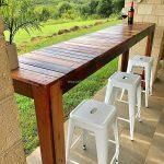 Idées créatives de terrasses / bars en plein air que vous devez essayer dans votre jardin #outdoor #patio # ...