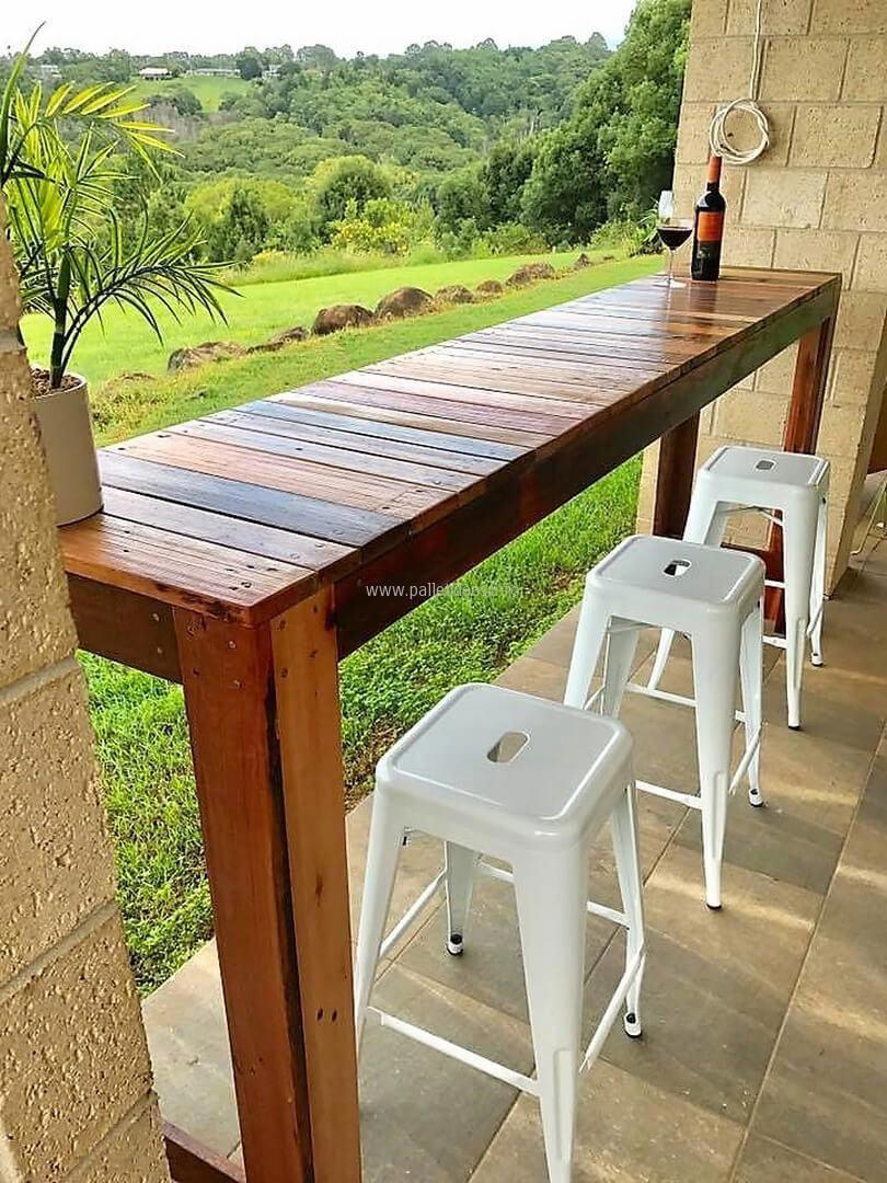 Idées créatives de terrasses / bars en plein air que vous devez essayer dans votre jardin #outdoor #patio # …