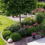 Idées de design de jardin coin salon mobilier de jardin belles formes