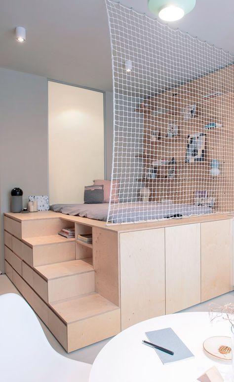 Idées de plate-formes de lit – Nous avons réellement creusé avec le Web pour obtenir le meilleur