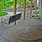 Idées de revêtements de sol en pierre pour extérieur 34