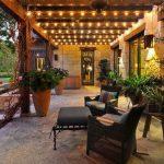 Idées fabuleuses de terrasses de patio arrière 31