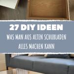 Incroyable, ce que vous pouvez faire avec de vieux tiroirs. Ces 27 astuces sont ...